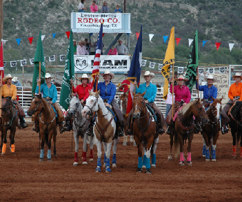 Junction Rodeo and Dance - AUGUST